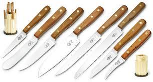 Kitchen Knive Set Kitchen Block With 8 Kitchen Knives