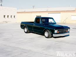 1967 Chevy C-10 Pickup Truck - Hot Rod Network 1967 Chevy C10 Step Side Short Bed Pick Up Truck Pickup Truck Taken At The Retro Speed Shops 4t Flickr Harry W Lmc Life K20 4x4 Ousci Competitor Chris Smiths Custom Cab Rebuilt A 67 With 405hp Zz6 To Celebrate 100 Years Of Chevrolet Pressroom United States Images 6500 Shop Stepside Torq Thrust Iis Over The Top Customs Racing