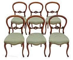 Set 6 Victorian Walnut Balloon Back Dining Chairs Antique Victorian Ref No 03505 Regent Antiques Set Of Ten Mahogany Balloon Back Ding Chairs 6 Walnut Eight 62 Style Ebay Finely Carved Quality Four C1845 Reproduction Balloon Back Ding Chairs Fiddleback Style Table And In Traditional Living Living Room Upholstery 8 Upholstered Lloonback Antique French