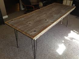 Build Large Coffee Table by Tables U2013 Repurposeful Home