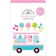 Doodlebug Doodle-Pops 3D Stickers - Ice Cream Truck   Class Act ... Truck Doodle Vector Art Getty Images Truck Doodle Stock Hchjjl 71149091 Pickup Outline Illustration Rongholland Vintage Pickup Art Royalty Free Image Hand Drawn Cargo Delivery Concept Car Icon In Sketch Lines Double Cabin 4x4 4 Wheel A Big Golden Dog With An Ice Cream Background Clipart Itunes Free App Of The Day 2 And Street With Traffic Lights Landscape Vector More Backgrounds 512993896 Stock 54208339 604472267 Shutterstock