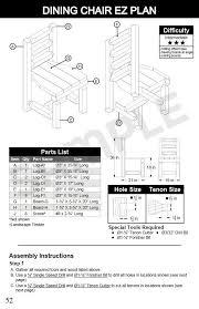 20 Log Furniture Plans Booklet – Lumberjack Tools