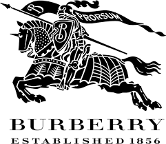 In 1901 Burberrys Equestrian Logo Was Developed Around The Latin Word Prorsum Which Means Forward