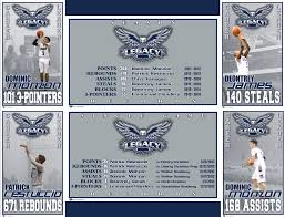 Custom Player Recognition Banners Legacy High School