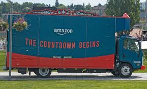 100 Estes Truck Lines Priming The Pump Amazon Steamrolls Its Way Toward More Control Of