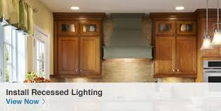 shop recessed lighting at lowes