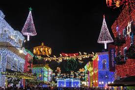 Altadena Christmas Tree Lane by Best La Neighborhoods For Holiday Decorations Photos Huffpost
