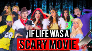 Halloween High Cast by If Life Was A Scary Movie Halloween 2015 Niki And Gabi Youtube