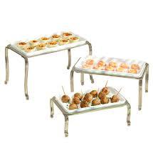 Ceramic Buffet Trays