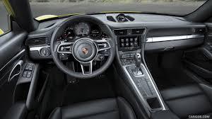 2016 Porsche 911 Carrera 4 Type 991 II Interior