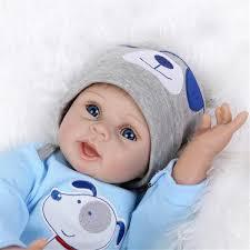 NPKdoll 22 Reborn Silicone Handmade Lifelike Baby Dolls Realistic