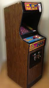 Ms Pacman Mini Arcade Game