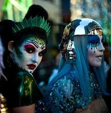 Baton Rouge Halloween Parade 2014 by Bar Crawl Nyc