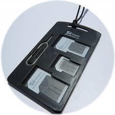 Small SIM Card Holder