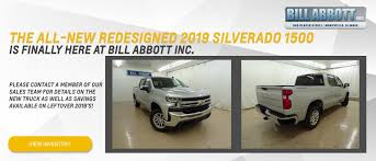 Bill Abbott Chevrolet Buick In Monticello | Serving Champaign ...