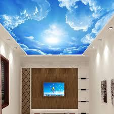 8 51us 54 moderne 3d foto tapete blauen himmel und