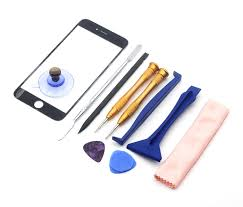 Opening Tool Kit for iPhone 6 6S Replacement Front outer Screen
