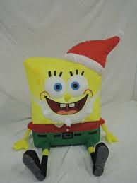 Halloween Airblown Inflatable Lawn Decorations by Image Gemmy Inflatable Spongebob As Santa Jpg Gemmy Wiki
