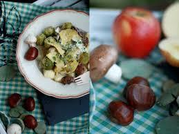 gnocchi mit maronen und äpfeln beat the winter blues