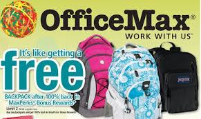 Free Backpacks This Weekend Saving the Family Money