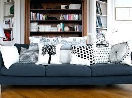 coussins canapé canape avec coussin coussin deco canape id e d co salon avec des