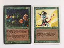 Mtg Enchantment Creature Deck by Make Mono Green Great Again Part 1 U2013 The Wizard U0027s Tower