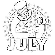 7 Best Images Of July 4th Coloring Pages Printable Free