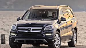 2013 Mercedes-Benz GL-Class GL450 - Front | HD Wallpaper #13