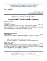 Communications Executive Resume Sample — Thrive! Resumes Public Relations Resume Sample Professional Cporate Communication Samples Velvet Jobs Marketing And Communications New Grad Manager 10 Examples For Letter Communication Resume Examples Sop 18 Maintenance Job Worldheritagehotelcom Student Graduate Guide Plus Skills For Sales Associate Template Writing 2019 Jofibo Acvities Director Builder Business Infographic Electrical Engineer Example Tips
