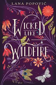 Wicked Like A Wildfire Jacket