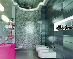 glass tile bathroom ideas 2