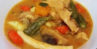 Traditional Haitian Pumpkin Soup Recipe by Cow Heel Cow Foot Soup Recipe Caribbeanpot Com