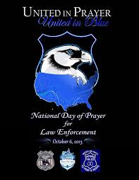 Wives Behind the Badge Inc National Day of Prayer Wives
