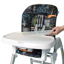 Evenflo Modtot High Chair Canada by Modern 200 High Chair Crayon Scribbles
