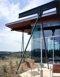 100 Tighe Architecture TRAHAN RANCH Austin Texas Archinect