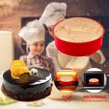 gelegentliche farbe silikon kuchen runde form mold küche backformen diy desserts backform mousse kuchen formen backform werkzeuge spargut innovative
