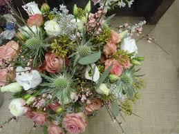 Rustic Wild Wedding Flowers Bristol