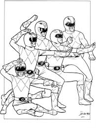 Online For Kid Mighty Morphin Power Rangers Coloring Pages 26 On Free Colouring With