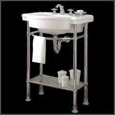 American Standard Retrospect Countertop Sink by American Standard Retrospect 27 Bathroom Console Sink Sinks And