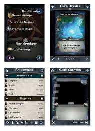 Thunderstone AID App Screenshots Jim Card Created