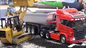 100 Rc Semi Trucks And Trailers RC TRUCKS LEYLAND APRIL 2018 TAMIYA RC SEMI TRUCKS IN ACTION
