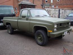 1985 Chevy Truck K20 | 1985 CHEVROLET GMC GREEN 4x4 K20 Pick Up ...