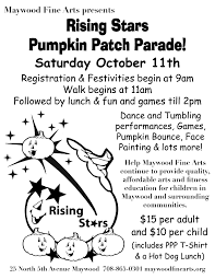 Pumpkin Patch Illinois Chicago by Pumpkin Patch Parade Is Coming U2013 Maywood Fine Arts