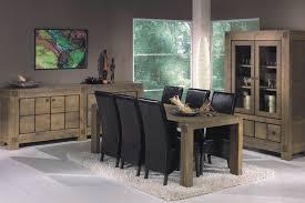 salle a manger complet salle à manger complète en chêne sologne salle à manger en bois