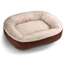 amazon com canine cocoon premium bolstered pet bed pooch