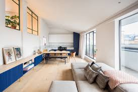 100 Pent House In London Studio Ulanowski Designs A House Apartment For A