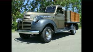 1947 GMC Factory Side Deck Stake Truck - YouTube 1947 Gmc Coe Snub Nose Cool Rat Rod Obo For Sale Autabuycom 12 Ton Pickup Berlin Motors For Classiccarscom Cc899880 Sale 79150 Mcg 6066 Chevy And 4x4s Gone Wild Page 4 The Present Chevrolet 1948 1949 1950 1952 1953 1954 1955 Dashboard Components 194753 Truck Classics On Autotrader Drw 1 Print Image Pickup Pinterest 3500 Stingray Stock C457 Near Sarasota Fl