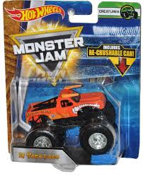 100 El Toro Monster Truck Hot Wheels Jam Loco Vehicle