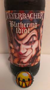 Weyerbacher Brewings Imperial Pumpkin Ale by Amulets And Ale Blithering Idiot Weyerbacher Brewing Co