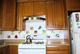 Accent Tiles For Kitchen Backsplash Kitchen Backsplash Tile Painted By Besheer Tile